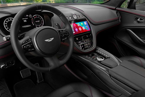 2022 Aston Martin DBX Safety Features - image
