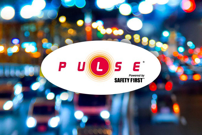 Pulse Rear-End Collision Deterrent System