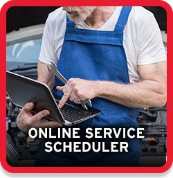 Online Service Scheduler