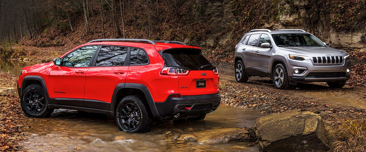 New Jeep Cherokee >> Buy Or Lease A 2019 Jeep Cherokee Near New Smyrna Beach Fl