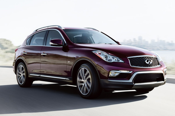 What Are the Differences Between the 2019 INFINITI QX50 and 2017 INFINITI QX50?