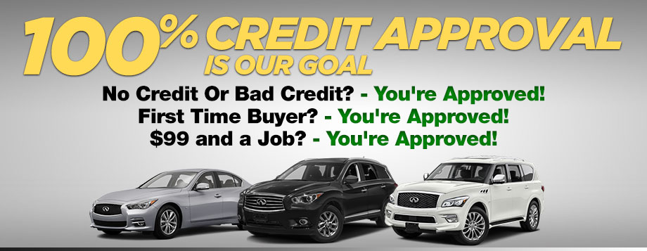 Used Car Financing Infiniti Dealer In West Haven Ct