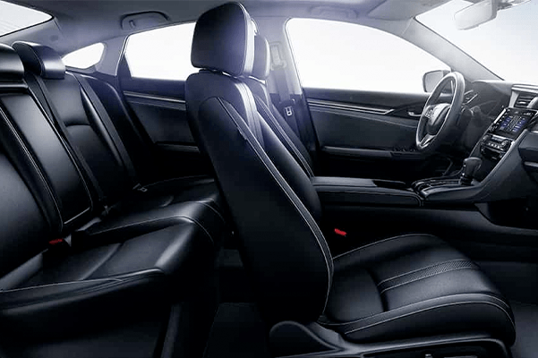 2019 Honda Civic Interior Features & Technology