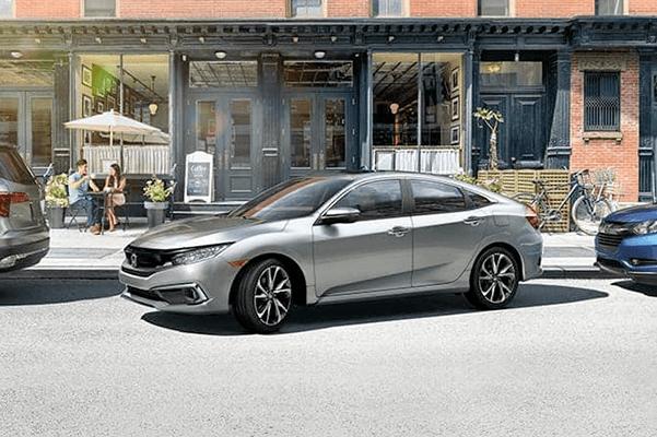 2019 Honda Civic MPG, Specs & Safety