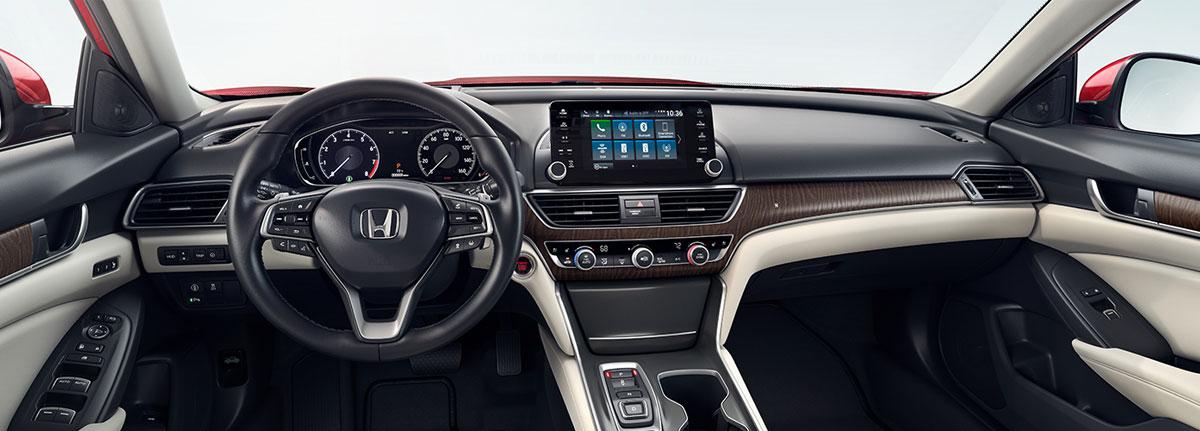 2018 Honda Accord Sedan footer