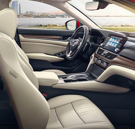 2018 Honda Accord Sedan Performance