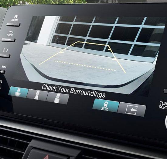 2018 Honda Accord Sedan Safty