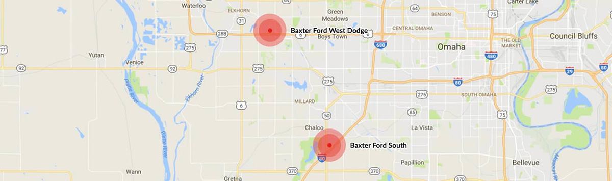 Why Buy From Baxter Ford