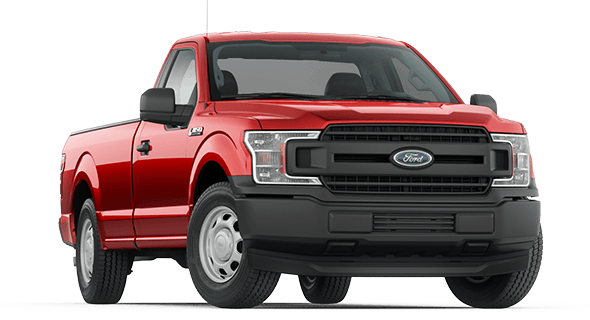 2018 Ford F-150 XL Regular Cab 8 ft. Box