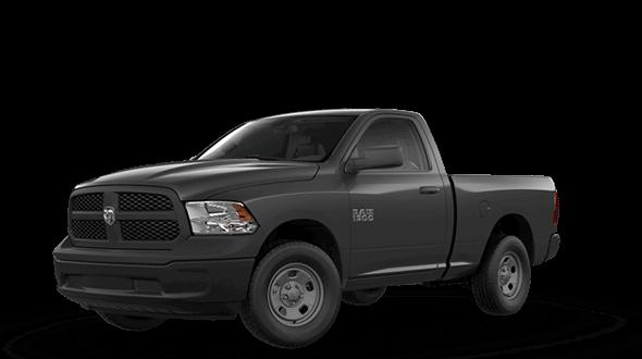 2018 Ram 1500 Tradesman 4x2