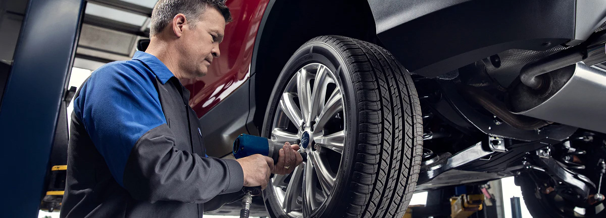 Learn More About Ford Tires