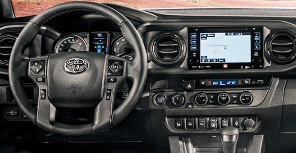 Attractive 2018 Toyota Tacoma Interior Great Ideas