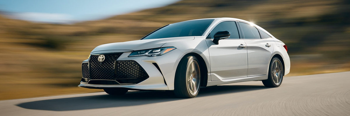 2019 Toyota Avalon Engine Specs & Safety Features