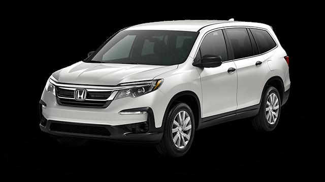 2019 Honda Pilot LX AWD