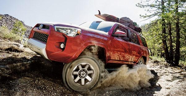2018 Toyota 4Runner Engine Specs & Performance