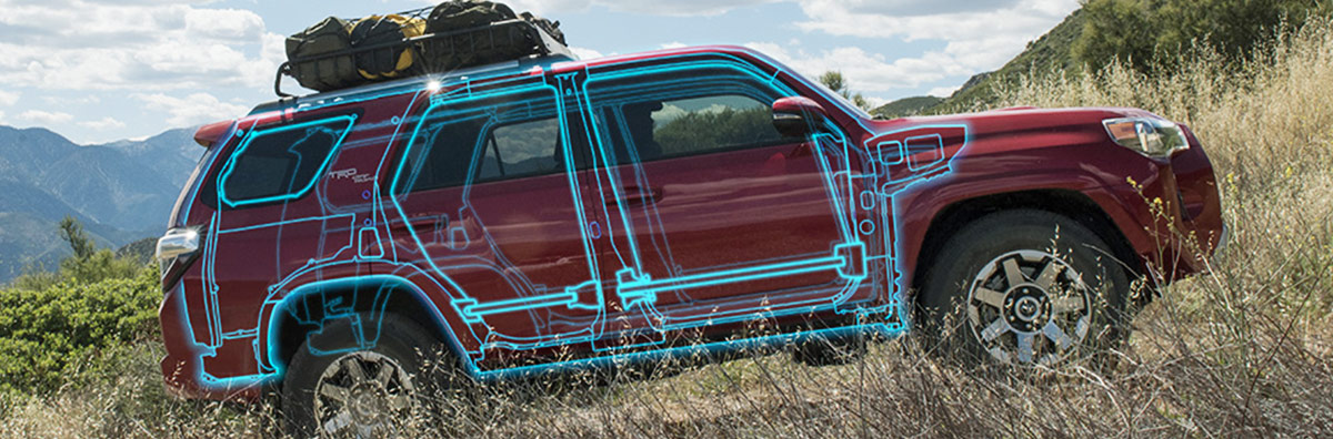 2018 Toyota 4Runner Safety Features