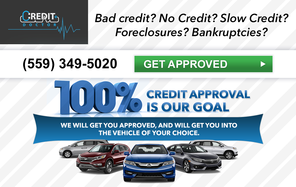 Bad Credit Auto Financing Near Clovis Ca No Credit Auto Loan Near Me