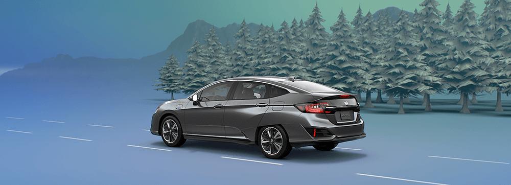 2018 Honda Clarity Plug-In Hybrid : Green Performance