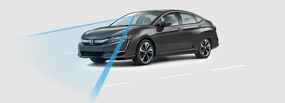 2018 Honda Clarity Plug-In Hybrid : Honda Sensing® Standard