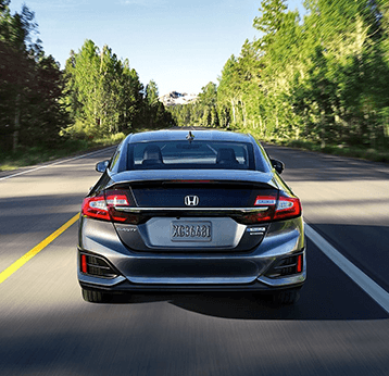 2018 Honda Clarity Plug-In Hybrid : From the efficient VTEC® engine to the refined cabin interior, the Clarity Plug-in Hybrid is engineered for pure driving enjoyment.