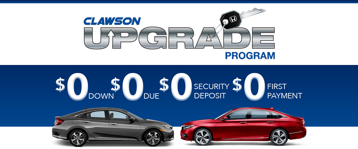 Upgrade Your Lease With $0 Down, $0 Due, $0 Security Deposit, and $0 First Payment header
