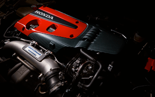 2.0-LITER VTEC® TURBOCHARGED ENGINE