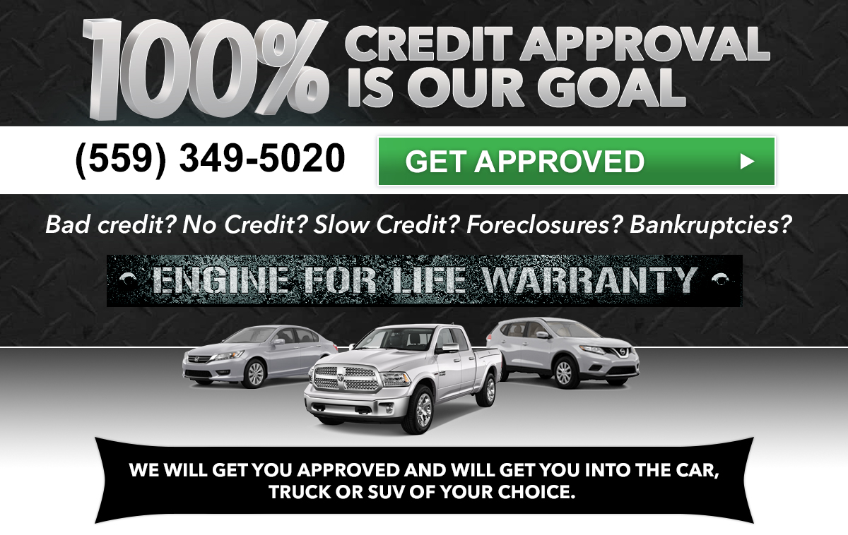 Bad Credit Car Dealerships >> Bad Credit Auto Financing Clawson Tuck Center Fresno Ca