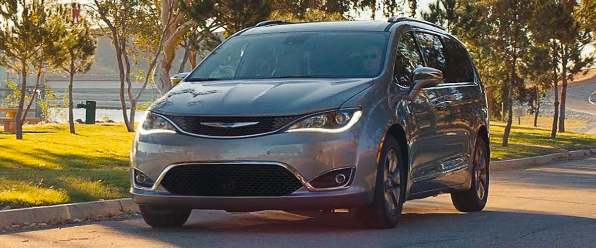 2020 Chrysler Voyager footer