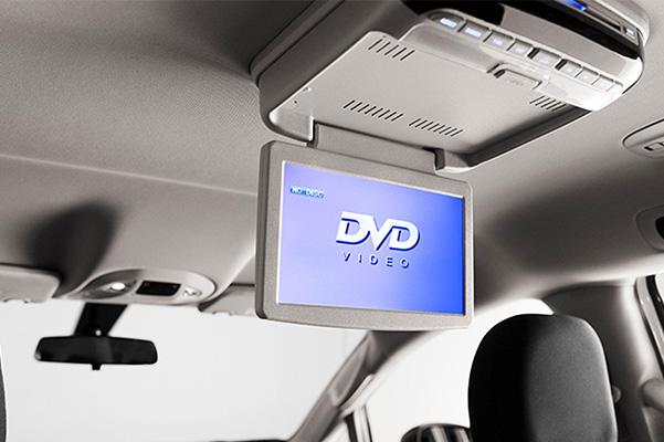 2020 Chrysler Voyager interior dvd