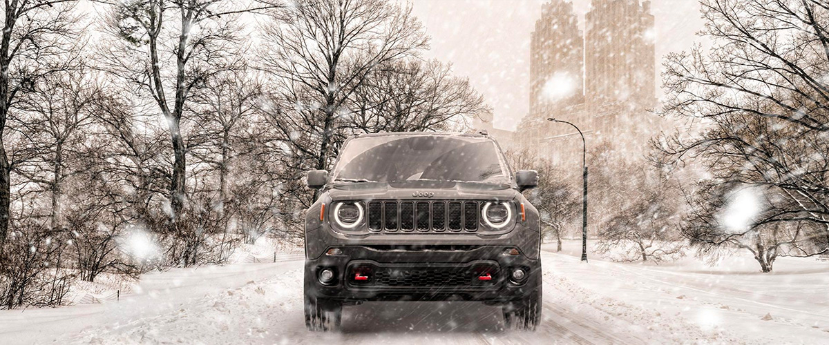 2020 Jeep Renegade footer