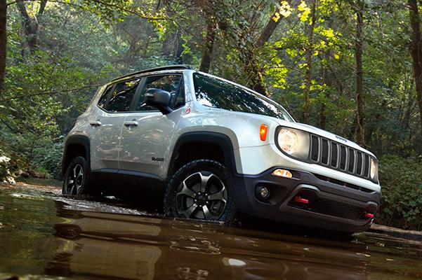 2020 Jeep Renegade capability
