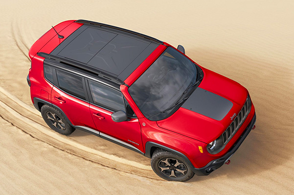 2020 Jeep Renegade performance