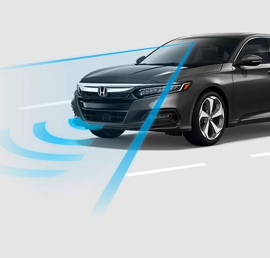2018 Honda Accord - Honda Sensing Standard