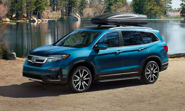 2019 Honda Pilot Lease near Me