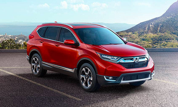 Buy a 2018 Honda CR-V near Lawrence, KS