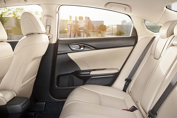 2019 Honda Insight Interior & Technology Features