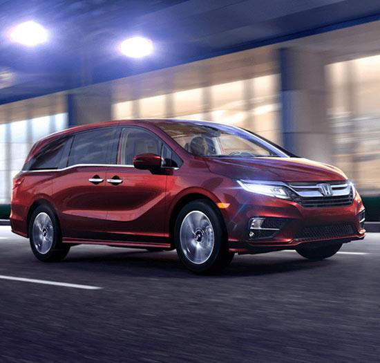 2018 Honda Odyssey Performance