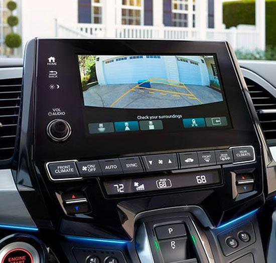 2018 Honda Odyssey Safty