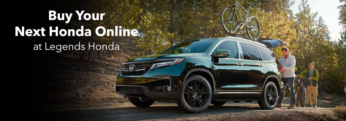 Buy Your Next Honda Online at Honda of Olathe