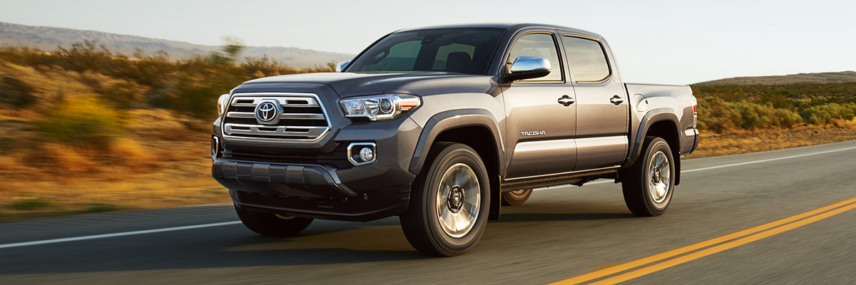 2018 Toyota Tacoma - exterior