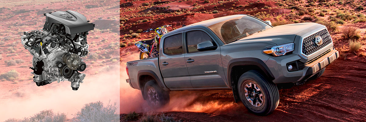 2018 Toyota Tacoma - performance