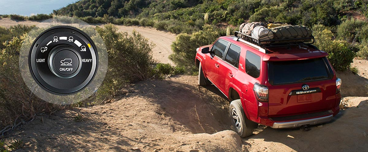 2018 Toyota 4Runner - performance