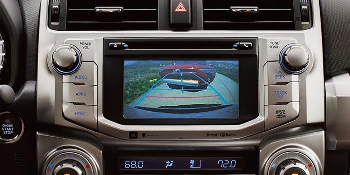 2018 Toyota 4Runner - safty