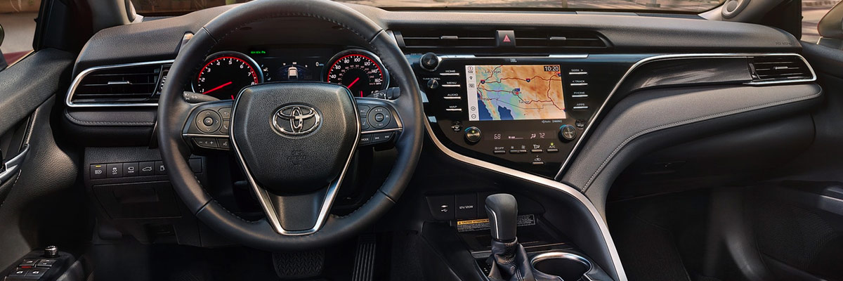 2018 Toyota Camry Interior Features