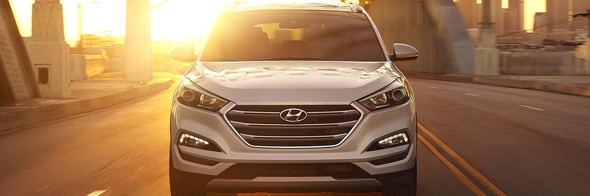 2018 Hyundai Tucson 2018 Tucson Engine Specs & Exterior Features