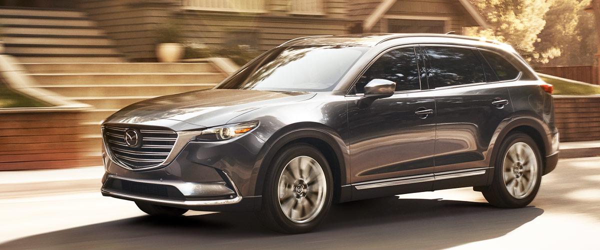 2019 Mazda CX-9 header