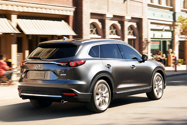 2019 Mazda CX-9 Specs: Performance & Safety