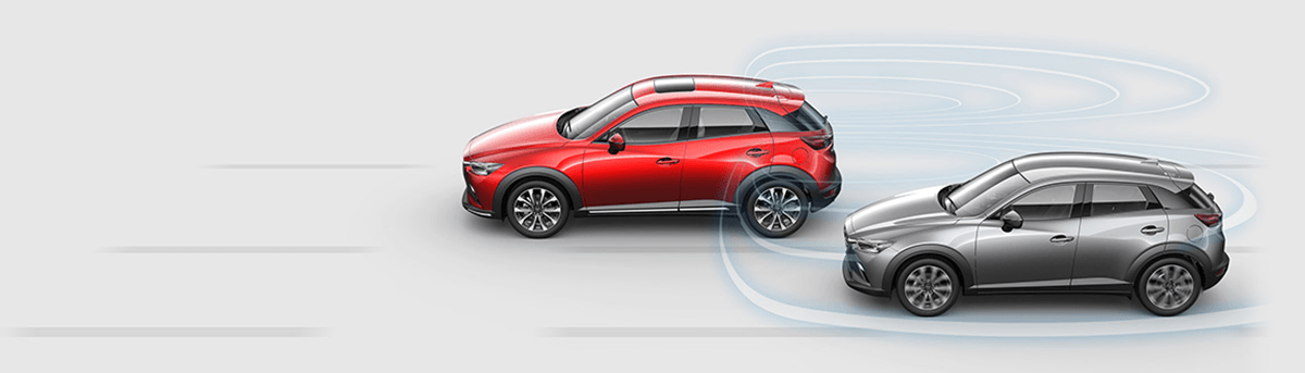 The 2019 Mazda CX-3 safety