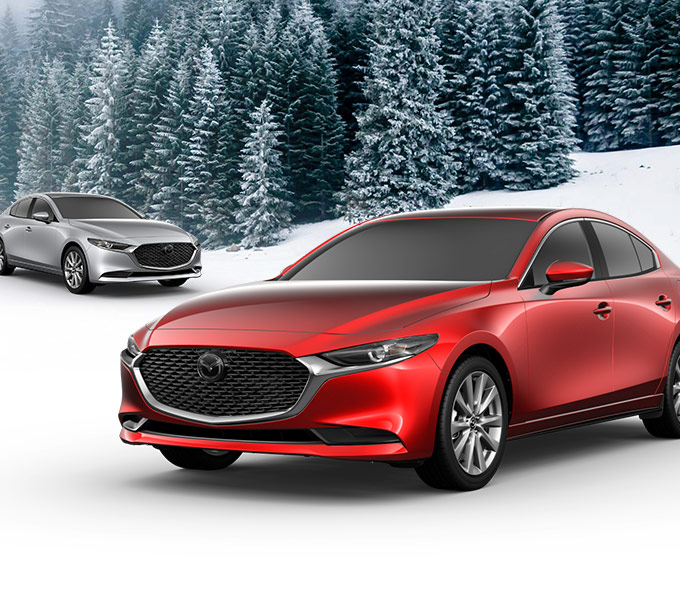2019 Mazda3 Sedan and Hatchback