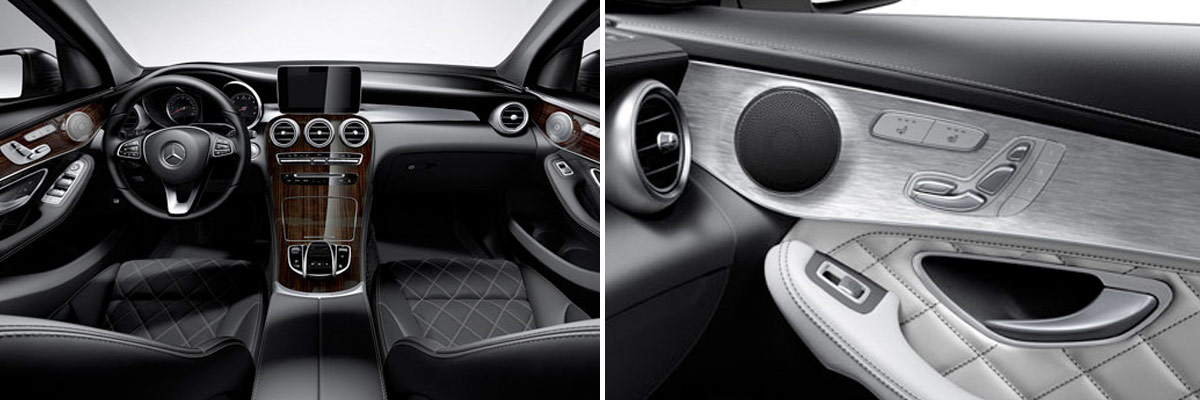 2018 Mercedes-Benz GLC Interior Features